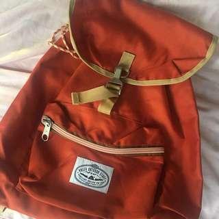 (CLEARANCE) Poler Backpack Orange