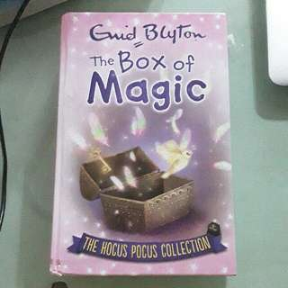 The Box of Magic ( The Hocus Pocus Collection)