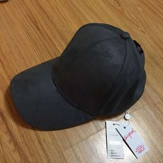 Supre Faux Suede Cap Ladies