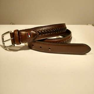 Tommy Leather Belt