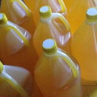 Diswashing Liquid Lemon