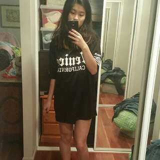 Mesh Oversized Venice California Jersey From H&M