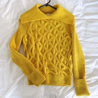 & OTHER STORIES Collared Jumper Size XS 6
