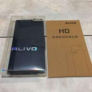 Oppo A57  手機殼 手機皮套 全新