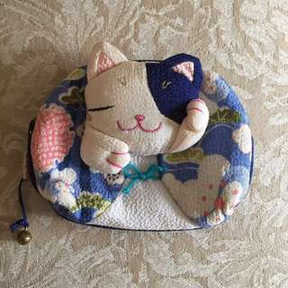 👛 Cat Purse with Bell