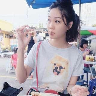 Mini Pom Tshirt