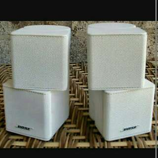 BOSE White Jewels Doubles