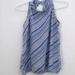 Blouse Triple Stripes