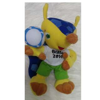 Boneka world cup 2014