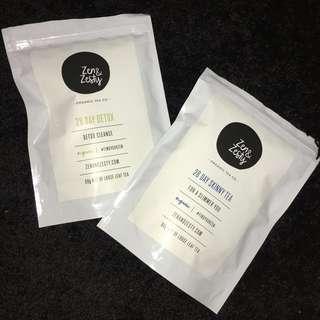 Zen & Zesty Loose Leaf Cleansing Tea