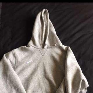 Medium Nike Grey Hoodie