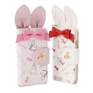 ୨୧⑅* Pink Liz Lisa Picnic Rabbit iPhone 6/6s Case ୨୧⑅*