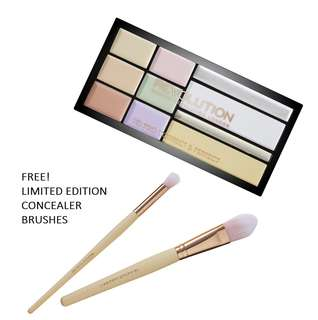 Makeup Revolution HD Correct and Perfect Palette