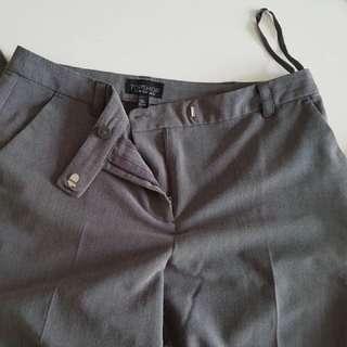 Top shop trouser abu abu