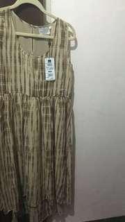 Mossimo Long-Back Dress