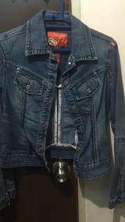 Eckored Denim Jacket