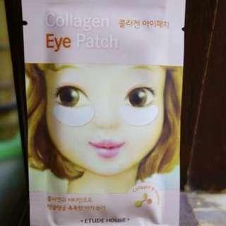 Etude Collagen Eye Patch (Masker Mata)