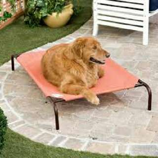 Cooling bed