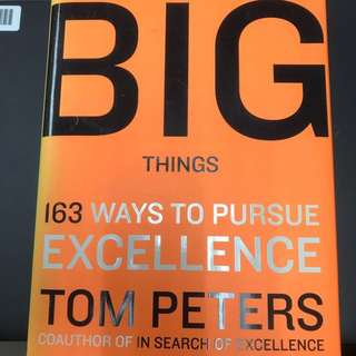 Tom Peters - The Little Big Things