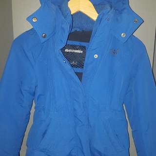 Girls Abercrombie All Weather Jacket