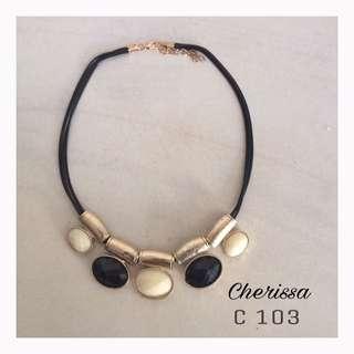 Kalung Murah Fashion Statement Necklace C102-C104