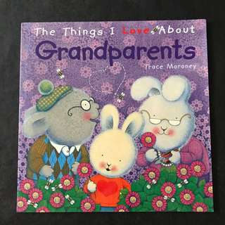 💥NEW - The Things I Love About -  Children Story Books