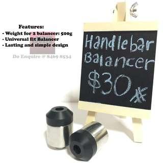 Handle bar balance