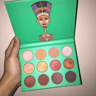 Juvia's Place The Nubian Palette FREE POSTAGE