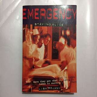Emergency by: Lisa Rojany