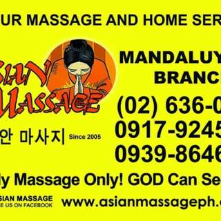 Asian Massage 24 HOUR Massage and Home Services