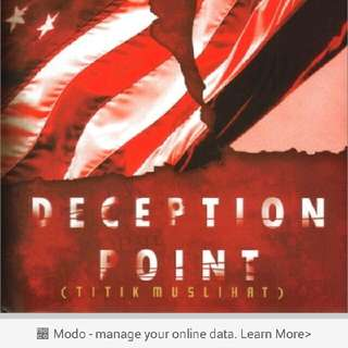 Ebook Deception Point (Dan Brown)
