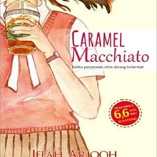 Ebook Caramel Macchiato