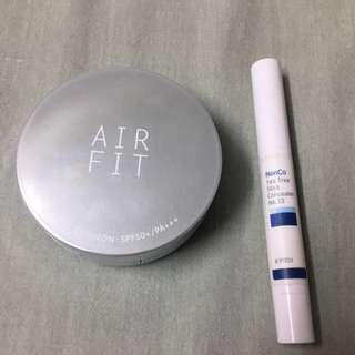 APIEU Air Fit Cushion, Tea Tree Concealer