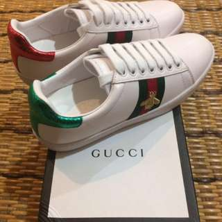 PQ 1:1 Gucci Bee Shoes