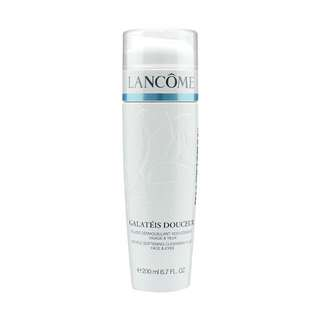 Lancome Gentle Softening Cleansing Fluid Fave & Eyes 200ml