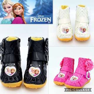 Disney's 'Frozen' Boots for Girls