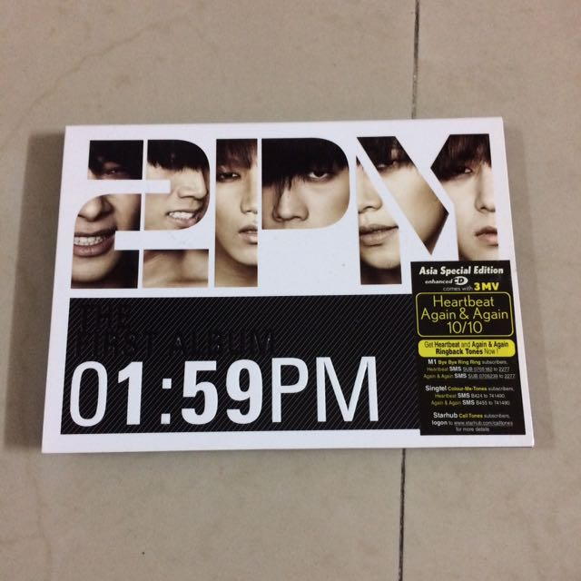 2pm 01:59 album
