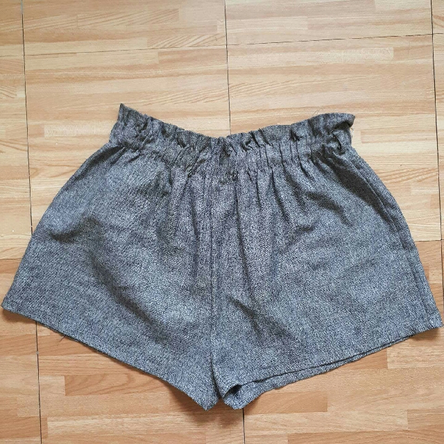 50 Pesos Garterized Shorts Large