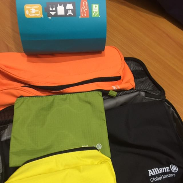 旅行收納包 收納袋 六件組
