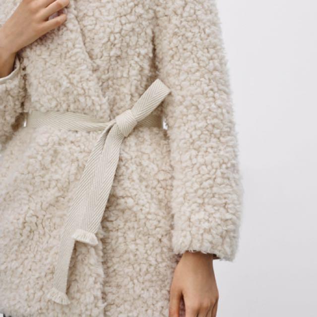 Aritzia laboratoire coat