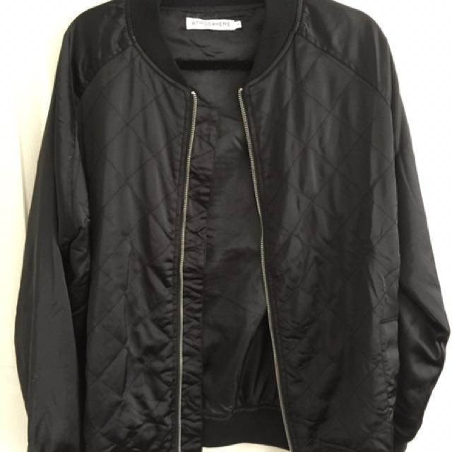 Atmos and here bomber jacket