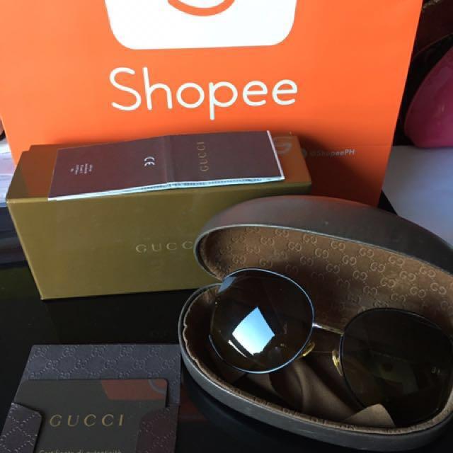 986a35ae259 Authentic Gucci sunglasses