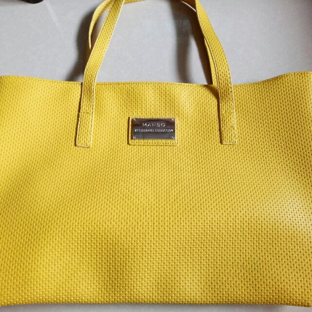 Authentic Mango Bag