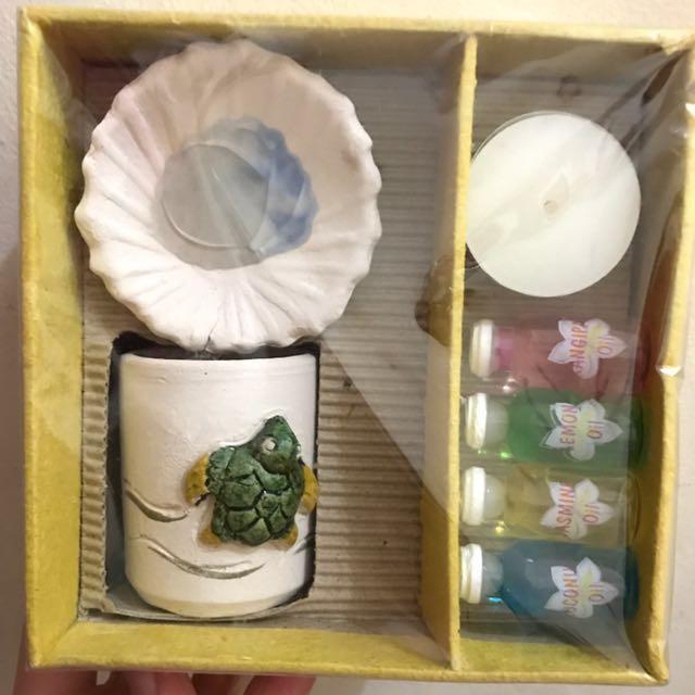 Bali Aromaterapi Set
