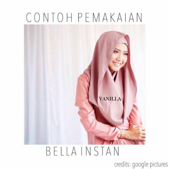 Bella Instan By Vanilla Hijab