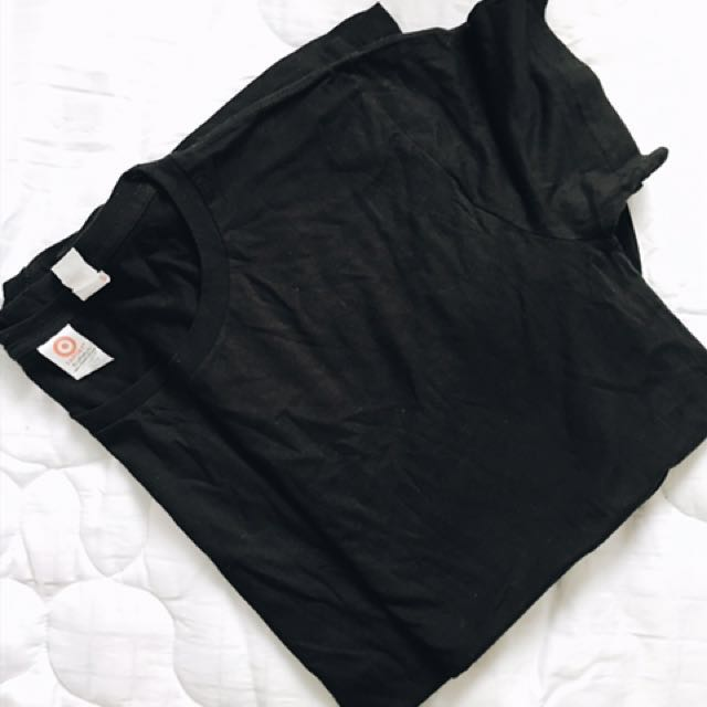 Black shirt (2 pcs)