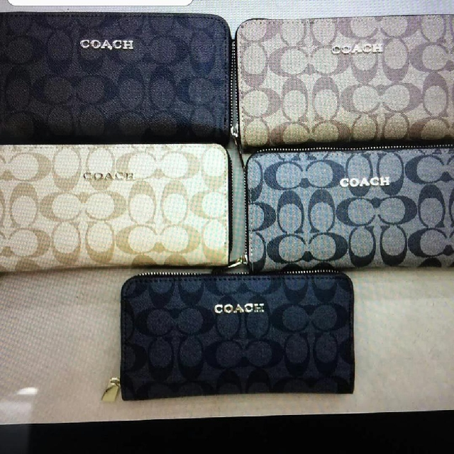 Brand New Ladies Coach Wallets