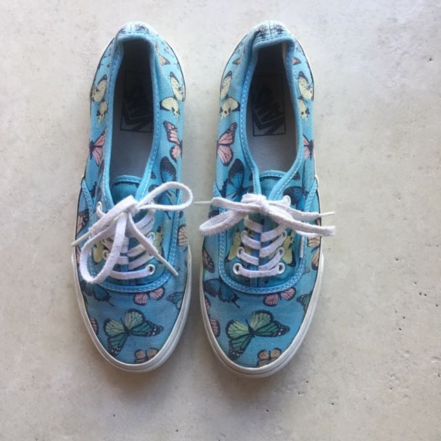 Butterfly vans