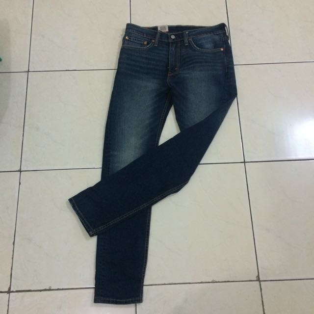 CELANA JEANS LEVI'S ORIGINAL | MEN TROUSERS
