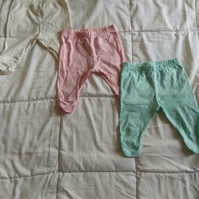 Celana Mothercare 3set
